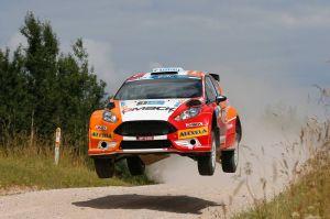 Tanak se impone en el Rally de Estonia con autoridad