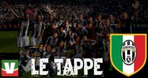 We Are #Le6end, le 10 tappe fondamentali della Juventus