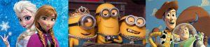 'Los Minions' se convierte en la segunda película de animación más taquillera