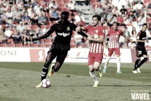 Resumen Nàstic 0-1 UD Almería en Segunda División 2017