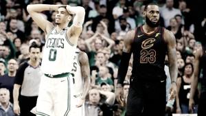 Resumen NBA: monarquía absoluta de LeBron James en la Conferencia Este