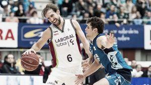 Laboral Kutxa - Gipuzkoa Basket: el mismo objetivo en distintas circunstancias