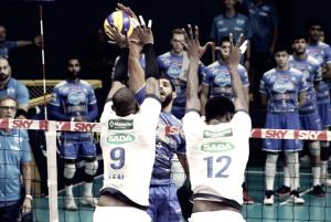 Avassalador! Taubaté se impõe, derrota Sada Cruzeiro e fica a uma vitória da decisão da Superliga