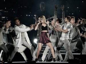 Taylor Swift y Shawn Mendes lideran la lista de nominados de los EMAs 2017