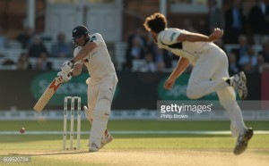 County Championship Division One: Roland-Jones takes four to give Middlesex control