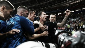 El coraje de Croacia se impuso en Moscú