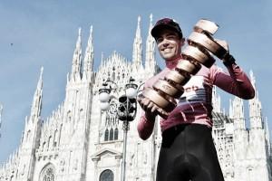 Giro d'Italia 2017, tutta la gioia di Tom Dumoulin