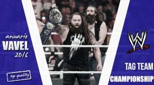 Anuario VAVEL 2016: Smackdown Tag Team Championship: Bray Wyatt consigue su primer título en WWE
