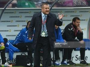 Zsolt Pakusza and Jana Vojteková looking for a yard-stick to measure Slovakia against