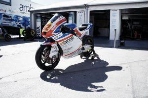 El Team Ciatti correrá en la categoría Moto2 European Championship del FIM CEV