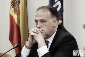 """Tebas: """"El Villarreal es un ejemplo de 'fair-play' financiero y deportivo"""""""