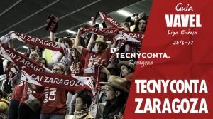 Guía VAVEL Tecnyconta Zaragoza 2016-17