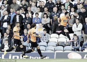 Joao Carlos Teixeira gets Brighton loan spell off to a flyer