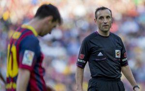 Teixeira Vitienes dirigirá el Barcelona - Eibar