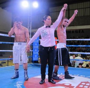 Roque Mex se hizo del título plata