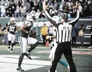 Chargers y Jets ganan sus respectivos encuentros