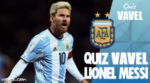 QUIZ VAVEL: Você sabe tudo sobre Lionel Messi com a camisa da Argentina?