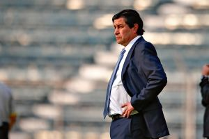 """Luis Fernando Tena: """"Buscaremos goles desde el principio"""""""