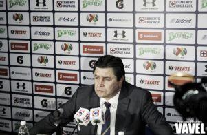 """Luis Fernando Tena: """"Nos vamos muy desilusionados"""""""