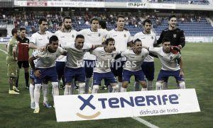 Así llega el CD Tenerife