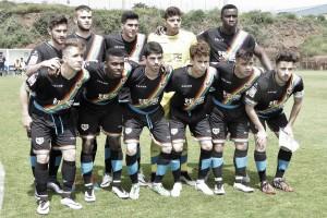 Rayo-Levante en los cuartos de la Copa juvenil