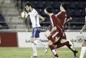 CD Tenerife - SD Ponferradina: puntuaciones del Tenerife, jornada 22