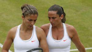 Wimbledon - Errani e Vinci vincono il doppio e fanno la storia
