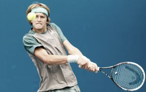 Wimbledon 2015: One to watch - Alexander Zverev