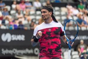 Australian Open 2018 - Fognini c'è! Benneteau cade in 5