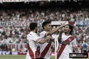 Con gol de Teófilo, River Plate tuvo un frío empate ante Quilmes