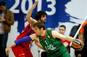 CSKA - Caja Laboral: segundo asalto para arañar una victoria en Moscú