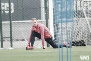 """Ter Stegen: """"Ante el Atlético será complicado, pero saldremos a ganar"""""""