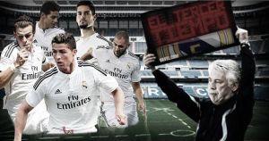 El tercer tiempo: el Madrid generó más ocasiones que fútbol
