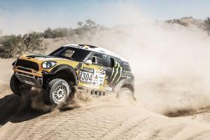 Dakar 2015: amplia nómina de outsiders en la categoría de coches