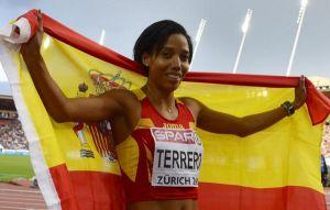 Indira Terrero le da la cuarta medalla a España