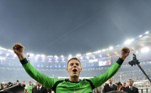Griezmann backs Neuer to win Ballon D'Or