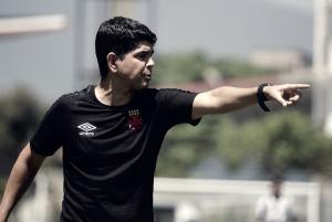 """Marcos Valadares revela segredo da invencibilidade do sub-20 vascaíno: """"Preparo e recuperação"""""""