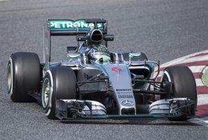Testes em Barcelona - Dia 2: Rosberg faz tempo canhão