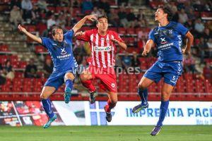 Girona FC - CD Tenerife: puntuaciones del Tenerife, jornada 3