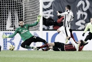 Juventus 3-1 AC Milan: Bianconeri strike three past depleted Milan