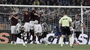 La Juventus in cerca di riscatto a Roma
