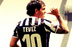 Juventini Love Tevez!