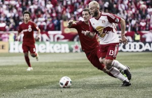 Summary Toronto FC 3-3 New York Red Bulls in 2016 MLS