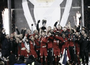 Toronto FC exact revenge against Seattle Sounders FC, win the MLS Cup