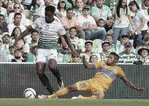 Santos liga segundo empate