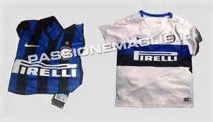 Inter, nuove maglie: un abbraccio alla storia?