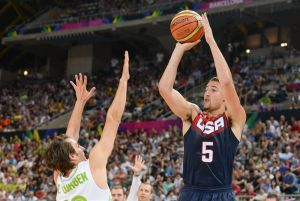 Basket, Mondiali Spagna 2014: gli USA schiacciano la Slovenia