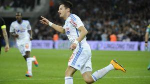 Ligue 1: Marseille confirme sa première place