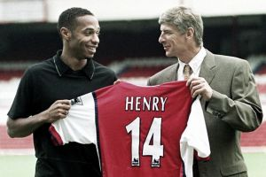 Arsene Wenger's Top 5 Signings