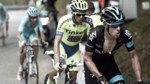 Giro de Italia 2015: 'the big three'